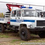 Садко в полицейской форме