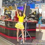 Новые модели Isuzu на выставке COMTRANS
