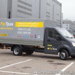 РусТрак предлагает новый кузов для ГАЗель NEXT