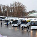 «Группа ГАЗ» выполнила контракт на изготовление автобусов для XXII Олимпийских зимних игр