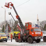 Выставка «Электрические сети России-2013»: обзор автомобильной техники