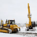 ЧЕТРА представила новую технику для ОАО «Газпром»