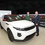 Компания Jaguar Land Rover выпустила миллионный автомобиль на заводе в Хейлвуде