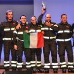 Бригада пожарных из Палермо получила звание лучшей в мире пожарной команды 2013 года