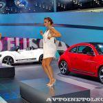 ММАС-2012: стенд Volkswagen