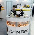 Новые модели строительной техники John Deere в Карелии