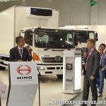 Сделано в Японии: Hino представляет новые грузовики для России