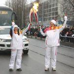 Сотрудники «Группы ГАЗ» приняли участие в Эстафете Олимпийского огня в Нижнем Новгороде