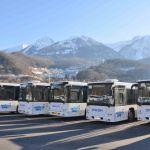 Гости Олимпиады совершили свыше 2 миллионов поездок на автобусах «Группы ГАЗ»