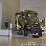 По бездорожью с комфортом: фургон Тайга-VIP завода  «Чайка-Сервис»