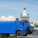 Российские водометные автомобили: история рождения