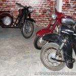 Экскурсия в музей мотоциклов на ВВЦ