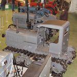 Первые советские тракторы— впервые на Олдтаймер-Галерее