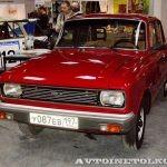 Москвич-2140SL Люкс: несбывшаяся надежда Автоэкспорта