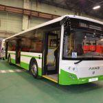 «Группа ГАЗ» обновит автобусный парк Московской области
