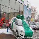 Группа компаний «РОЛЬФ» открыла обновленный дилерский центр Skoda в Москве