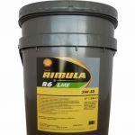 Масло Shell Rimula для двигателей MAN стандарта Евро-6
