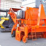 Обзор выставки Дорога-2013, часть вторая: машины для строительства и ремонта дорог