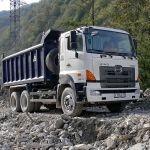HINO адаптировала грузовики 700 серии к требованиям российских клиентов