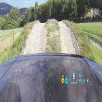 Новые технологии Jaguar Land Rover: Прозрачный капот для концепта Discovery Vision