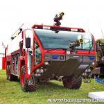 Новый огнеборец для «Внуково»: аэродромный пожарный автомобиль Oshkosh