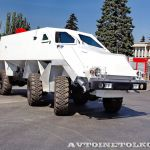Искатель— перспективная машина разминирования на агрегатах КамАЗ