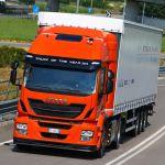 Тягачи IVECO Stralis Natural Power с газовыми двигателями стандарта Евро-6— чемпионы по экономичнои и экологичности в Европе