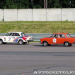 Автомобили «Москвич» стали призерами ралли Bosch Moskau Klassik 2014