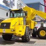 Новинки Петербургского тракторного завода на выставке СТТ-2014