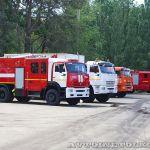 Салон «Комплексная Безопасность 2014»: новые пожарные автомобили