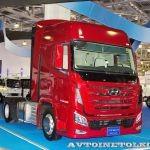 Hyundai Xcient— новое поколение корейских тяжеловесов