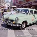 ГУМ Авторалли Gorkyclassic-2014: обзор автомобилей участников