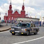 ГУМ Авторалли Gorkyclassic-2014: заезд российских олдтаймеров по историческим местам Москвы