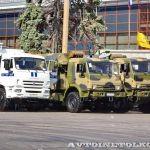 Шумерлинские фургоны для КамАЗов-Мустангов