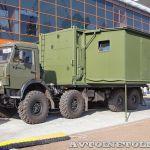 Голодный солдат— не воин: армейская столовая на шасси КамАЗ