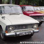 Автомобили Москвич на Ретро-Фесте в Сокольниках
