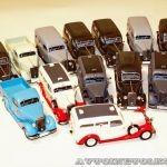 Самый массовый Мерседес: история Mercedes-Benz 170V в моделях
