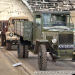 Выставка советских автомобилей на ВДНХ