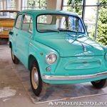От «горбатого» к «ушастому»: автомобили Запорожец советского периода