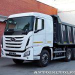 Самосвалы Бецема: теперь и на шасси Hyundai