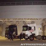 Volvo открыла завод по производству кабин в Калуге
