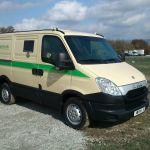 Новый инкассаторский фургон IVECO Daily позаботится о сохранности ваших денег