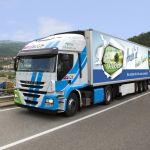 Супермаркеты Lidl выбирают IVECO с газовым двигателем