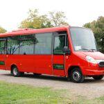 IVECO показала свои автобусы в Калининграде