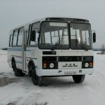 Юбилей павловской «коробочки»: четверть века автобусу ПАЗ-3205