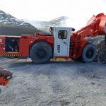 Погрузочно-доставочная машина Sandvik LH 204: первая поставка в России и СНГ