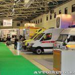 Здравоохранение-2014: новые автомобили скорой помощи