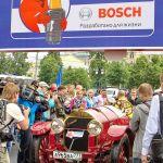 Ралли Bosch Moskau Klassik 2015: мотоциклы участвуют!