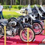 Мотоциклы Почётного эскорта