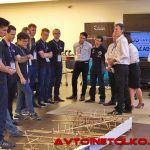 Infiniti отправляет студентов на стажировку в команду Infiniti Red Bull Racing